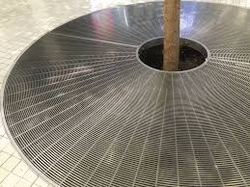 SS grating from EURO RUBBER AND STEEL