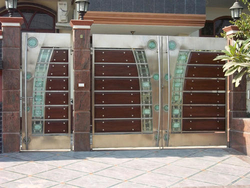 SS GATE  from EURO STEEL AND ALUMINIUM LLC