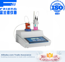 Automatic Potentiometric Titrator mercaptan sulfur from FRIEND EXPERIMENTAL ANALYSIS INSTRUMENT CO., LTD