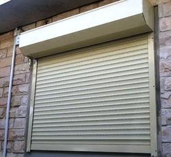 rolling shutters in dubai from SAHARA DOORS & METALS LLC