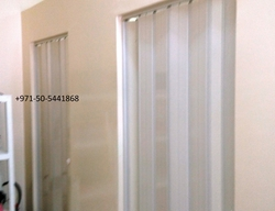 ACCORDION DOORS IN DUBAI from SAHARA DOORS & METALS LLC