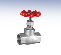 SS Globe Valve, NPT UAE from BRIGHT FUTURE INT. SANITARYWARE TRADING