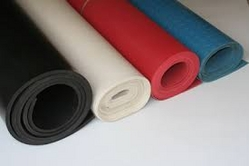Rubber sheet from EURO STEEL AND ALUMINIUM LLC