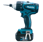 Cordless Impact Driver in makita from ADEX INTERNATIONAL