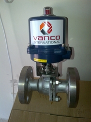 ELECTRIC ACTUATORS SUITABLE FOR VALVES from BRIGHT FUTURE INT. SANITARYWARE TRADING