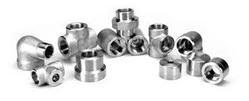SS 304 ASTM A403 Socket Weld Fittings from RENAISSANCE METAL CRAFT PVT. LTD.