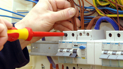ELECTRIC MAINTENENCE from JAMAL MOHAMMAD ABDULLA TECHNICAL SERVICES LLC