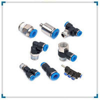 Pneumatic Tube Fittings from EXCEL METAL & ENGG. INDUSTRIES