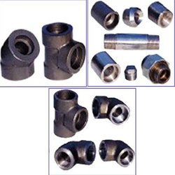 Carbon Steel Forged Fitting from EXCEL METAL & ENGG. INDUSTRIES