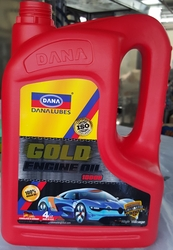 SAE 20W50 API SL Gasoline Engine oil for cars, bus from DANA GROUP UAE-OMAN-SAUDI