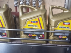 Diesel Engine Oil for truck 15W40 CH4 -Made in UAE from DANA GROUP UAE-OMAN-SAUDI