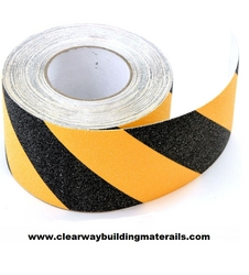 Stair Case Indoor Out Door Reflective Tapes Yellow from CLEAR WAY BUILDING MATERIALS TRADING