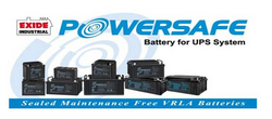 UPS Battery from CLASSIC POWER BATTERIES TRADING LLC