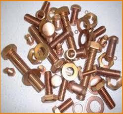 Nickel & Copper Alloy Fasteners from RENINE METALLOYS