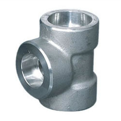 Tee Forged Pipe Fitting from RENAISSANCE METAL CRAFT PVT. LTD.