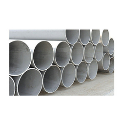 Stainless Steel Seamless Pipes from RENINE METALLOYS