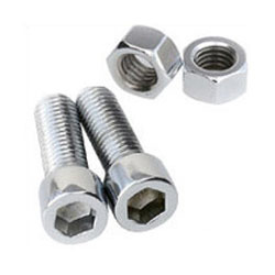 Nickel Alloy Fasteners from RENAISSANCE METAL CRAFT PVT. LTD.