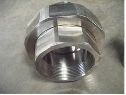 Stainless Steel Union from RENAISSANCE METAL CRAFT PVT. LTD.
