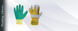 SAFETY GLOVES IN UAE from SOUVENIR BUILDING MATERIALS LLC