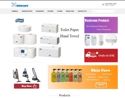 Cleaning products UAE from INTERCARE LIMITED
