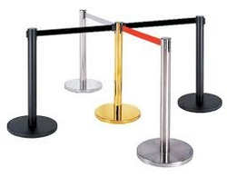 QUEUING BARRIER SYSTEM IN DUBAI  from EXCEL TRADING CO LLC