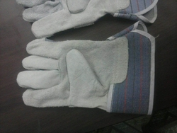 Leather Gloves from SCQI CREATION