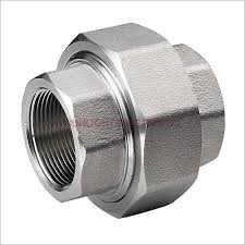 Stainless Steel Union from PRAYAS METAL INDIA PVT LTD