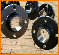 Carbon Alloy Steel Flanges from RENINE METALLOYS