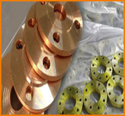 Nickel and Copper Alloy Flanges from RENINE METALLOYS