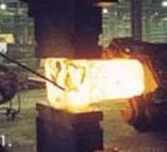 Forged Flanged Shafts