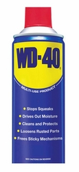 WD-40 MULTI-USE PRODUCT INDUSTRIAL SIZE 330ml
