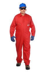 FIRE RETARDANT COVERALL IN QATAR from SOUVENIR BUILDING MATERIALS LLC