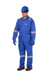 COTTON COVERALL IN OMAN from SOUVENIR BUILDING MATERIALS LLC