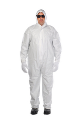 DISPOSABLE COVERALL IN OMAN