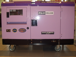 FUJI YANMAR GENERATOR SUPPLIER UAE