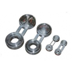 ASTM A105/A350 LF2/a266 Blind Spacer from CHOUDHARY PIPE FITTING CO,