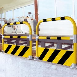 SAFETY BARRIER UAE  from WHITE METAL CONTRACTING LLC