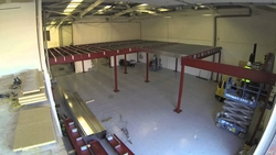 MEZZANINE FLOOR DUBAI from WHITE METAL CONTRACTING LLC