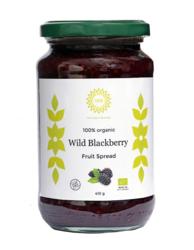 wild blackberry fruit spread