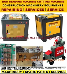 Construction machine Repairing Parts in Dubai  from AMIR INDUSTRIAL EQUIPMENTS