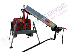 HYDRAULIC OPERATED CONCRETE SPRAYER