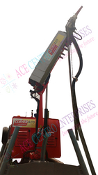 HYDRO ELECTRIC SHOTCRETE ARM