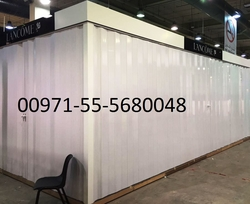 EXHIBITION STAND DOORS from SAHARA DOORS & METALS LLC