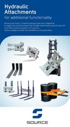 HYDRAULIC EQUIPMENT & SUPPLIES from SOURCE HEAVY MACHINERY EQUIPMENT CO.