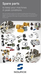 INDUSTRIAL EQUIPMENT & SUPPLIES from SOURCE HEAVY MACHINERY EQUIPMENT CO.