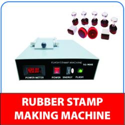 Stamp Making Machine  Supplier in Dubai from MASONLITE SIGN SUPPLIES & EQUIPMENT