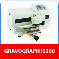 GRAVOGRAPH IS200 Dubai  from MASONLITE SIGN SUPPLIES & EQUIPMENT