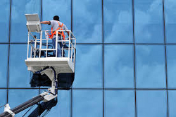 WINDOW CLEANING IN UAE from SMART POINT TECHNICAL SERVICES LLC