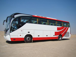 Airport arrival & departure transport in Sharjah from WADI SWAT PASSENGERS BUSES TRANSPORT