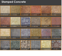 CONCRETE PRODUCTS from MDARDAS TECHNICAL WORKS L.L.C